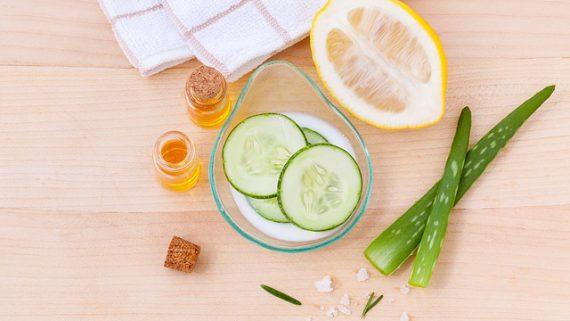 Trialling Organic Skincare